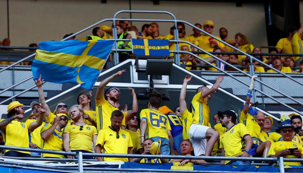 España-Suecia