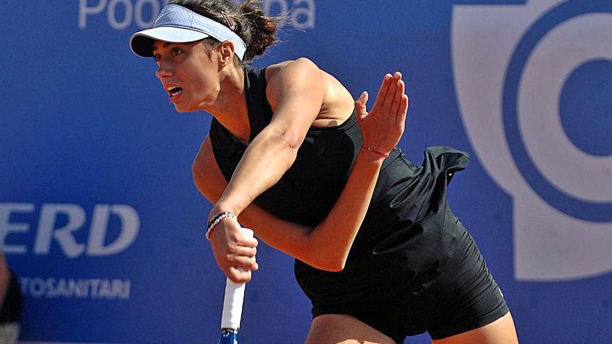 Khromacheva i Rus es disputaran la final del torneig de la Bisbal