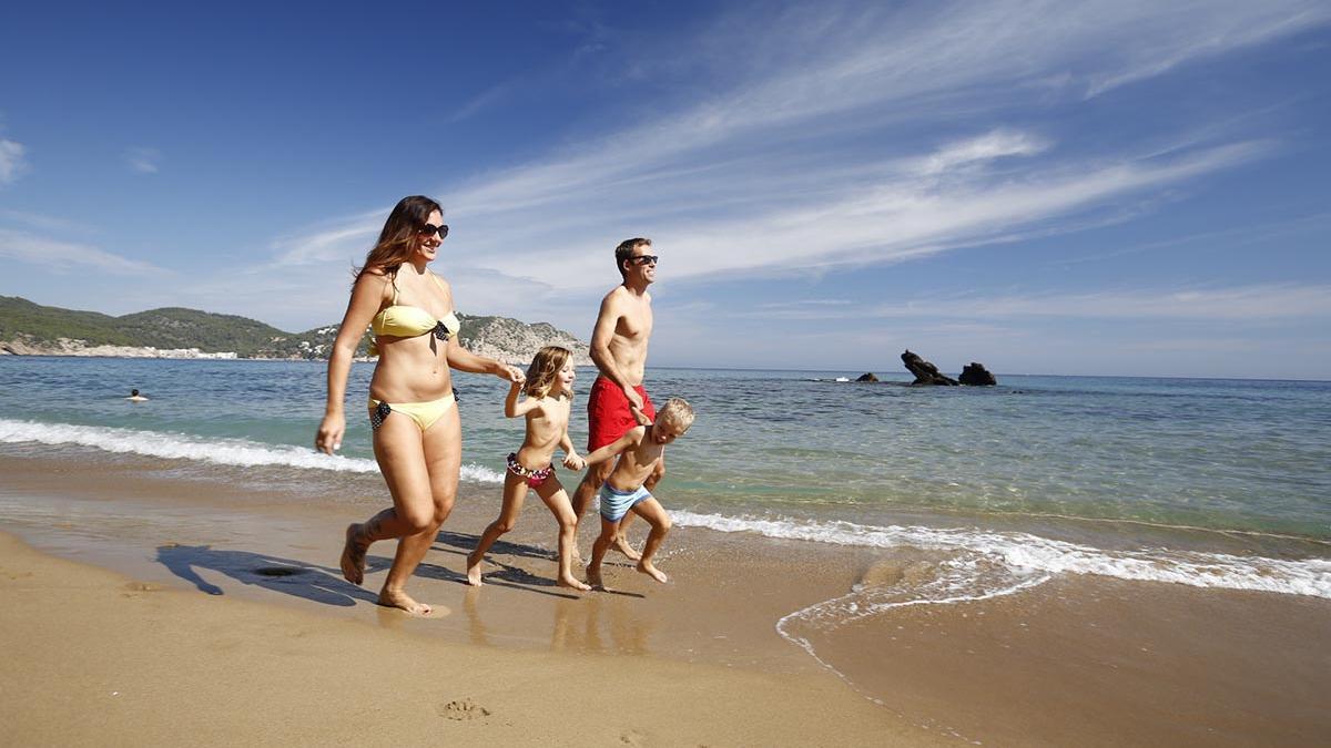 Playas para pasarlo bien en familia