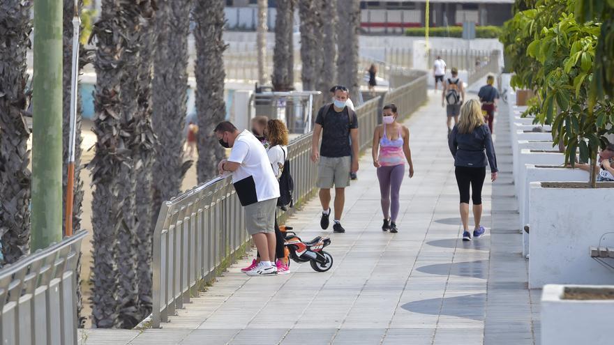 Tenerife concentra seis de cada diez de los nuevos contagios del Archipiélago