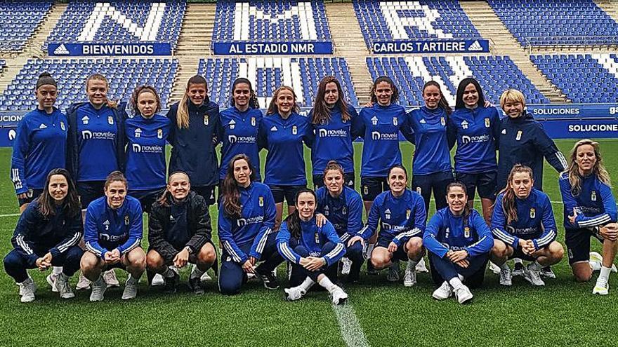 Fefa Lacoste, del Real Oviedo Femenino, convocada por la selección de Uruguay