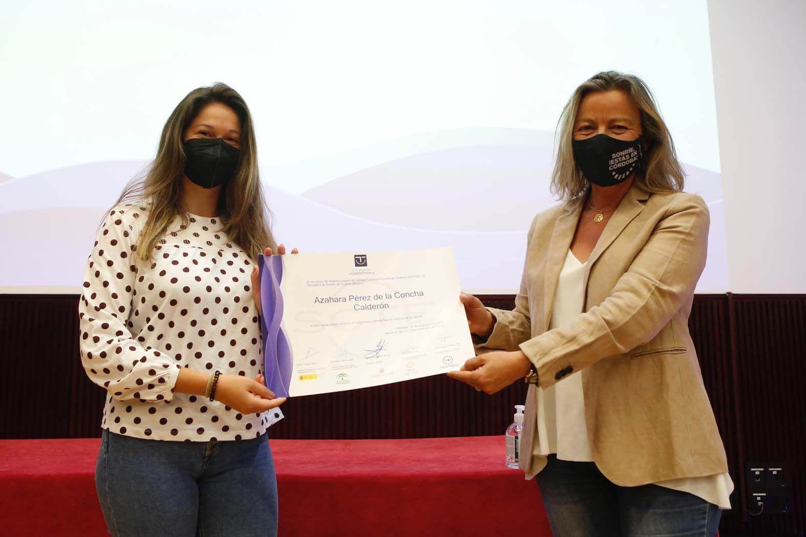 El Ayuntamiento reconoce a las empresas que hacen de Córdoba un destino de calidad