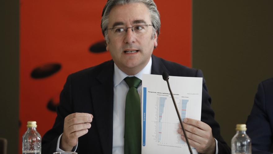 Pablo González busca integrar en su equipo del PP a diferentes sensibilidades