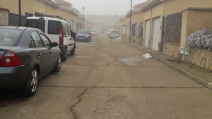 """Un centenar de vecinos de Arcenillas sin calefacción: """"esto es insoportable"""""""