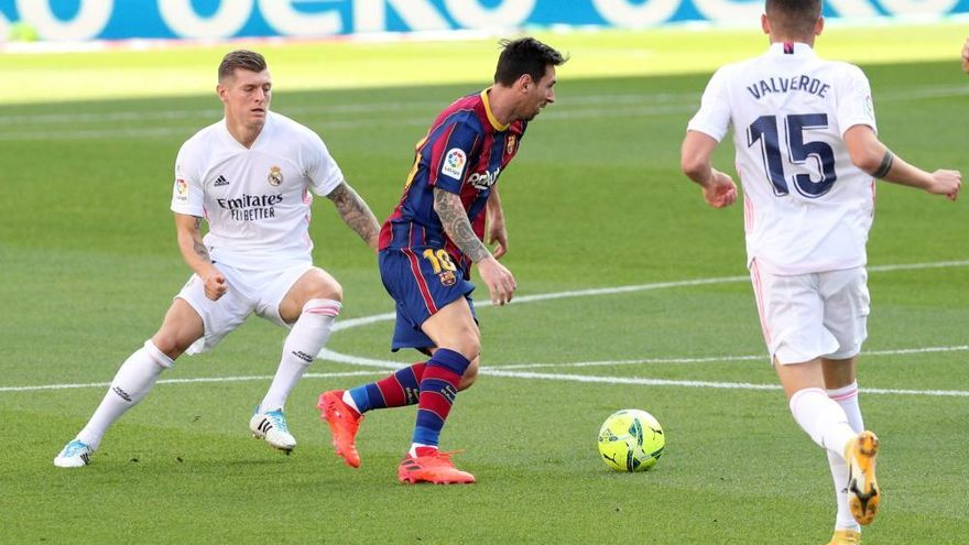 LaLiga Santander: Barcelona - Real Madrid