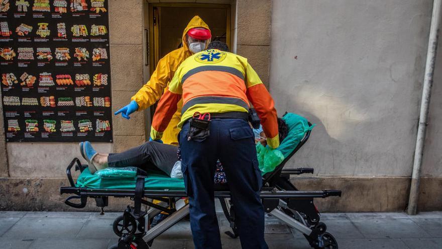 Sanidad notifica 537 muertos y 12.228 contagios, 4.584 en las últimas 24 horas
