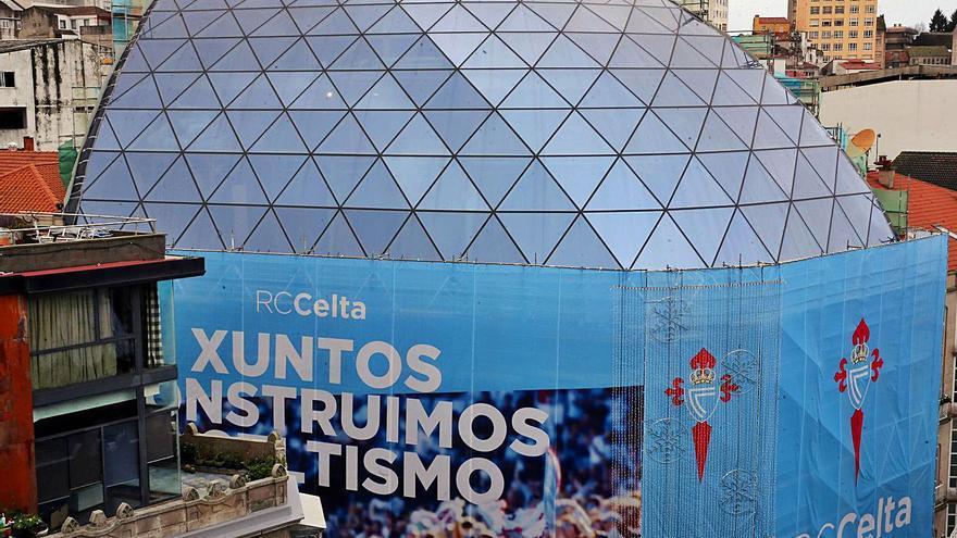 Sentencia por las obras en la sede del Celta: condenan al club a pagar 485.800 euros a Civis Global