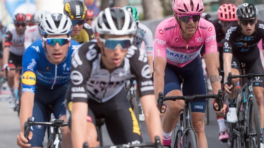 Sigue en directo la etapa de hoy del Giro de Italia: Grotte di Frasassi - Ascoli Piceno