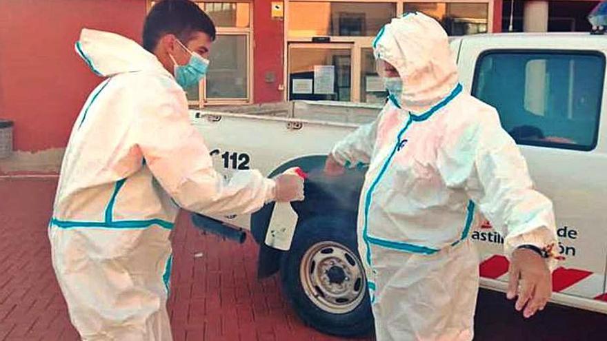 Protección Civil de Toro intensifica su trabajo de sensibilización y control del uso de mascarilla