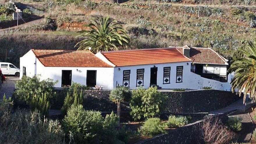 La Casa Luján en Puntallana acogerá el Museo del Queso Palmero