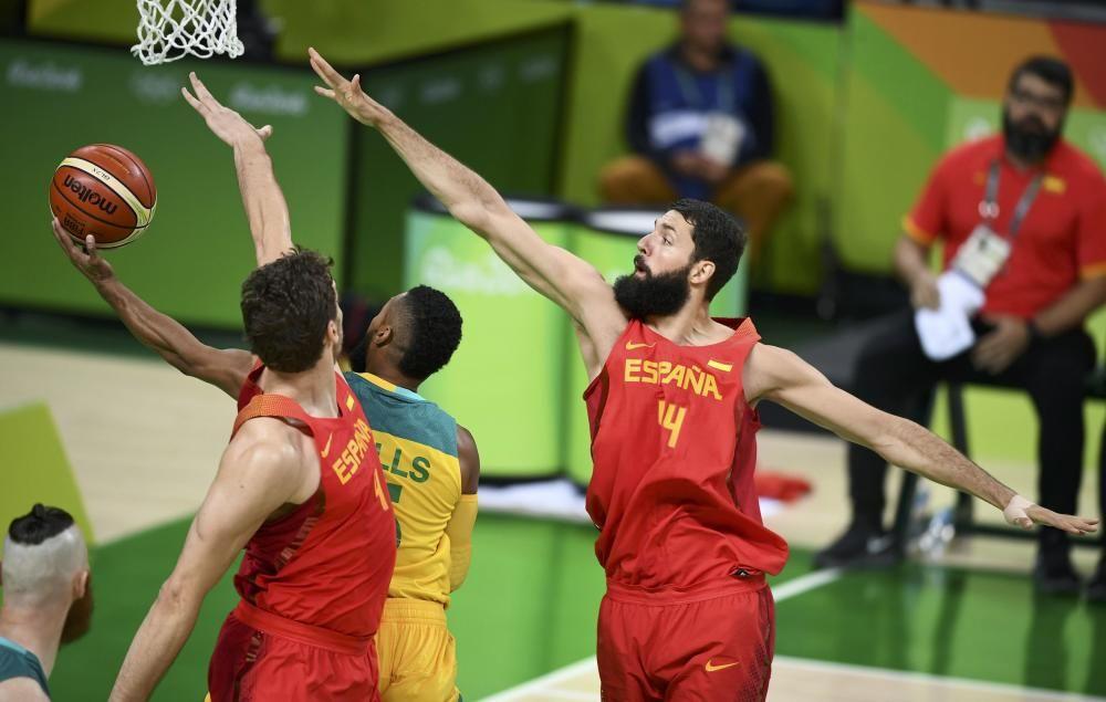 España, medalla de bronce tras derrotar a Australia.