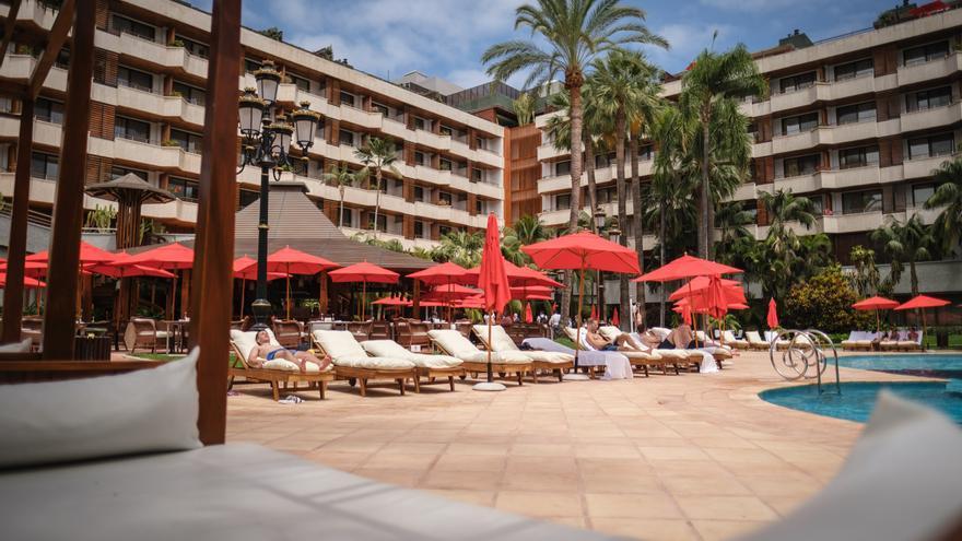 El Hotel Botánico reabre tras 17 meses de reformas en todas sus instalaciones