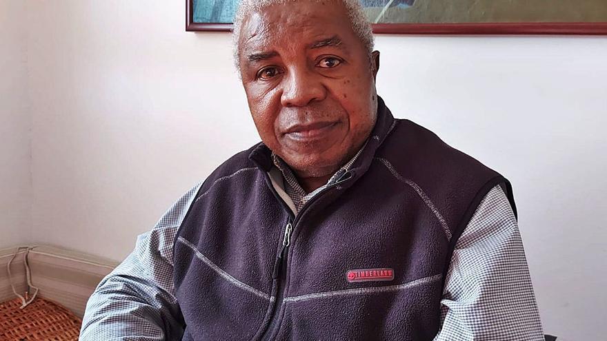 """Teodoro Bondyale: """"La solidaridad es la clave de la convivencia y la ternura del pueblo"""""""