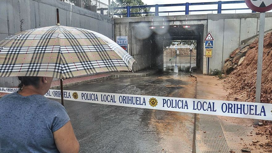 Orihuela gastará 3 millones en obras de drenaje contra las inundaciones