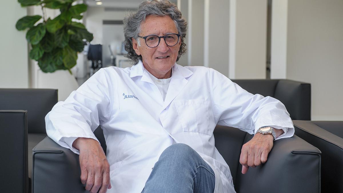 Dr. Miquel Munar, director de la Unidad de Neurociencias de Juaneda
