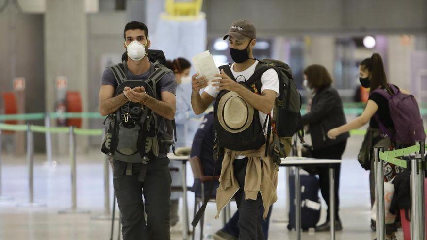 Las pernoctaciones turísticas se desploman en Canarias un 90,7% en enero