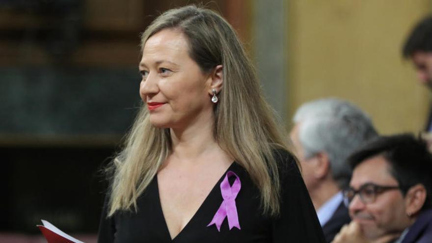 Victoria Rosell propone aplicar el 155 en Murcia y después dice que era ironía