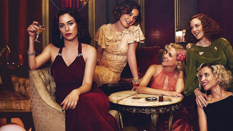 La cuarta temporada de 'Las Chicas del Cable' ya tiene fecha de estreno
