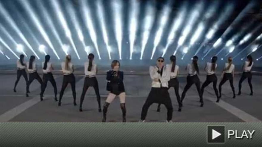 El creador de 'Gangnam Style' arrasa con su nueva canción