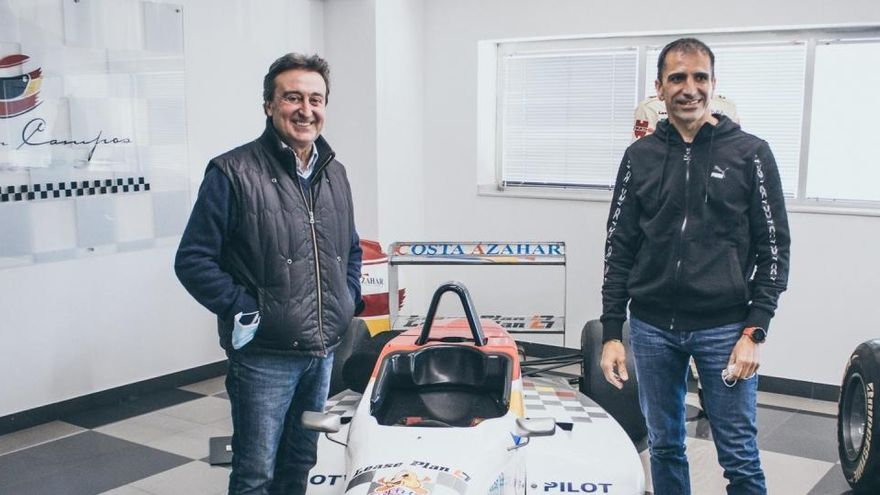 Mor Adrián Campos, llegenda de la Fórmula 1 i descobridor de Fernando Alonso