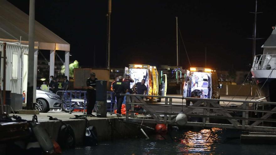Tres pasajeros del ferri que chocó contra un islote en Ibiza siguen en el hospital