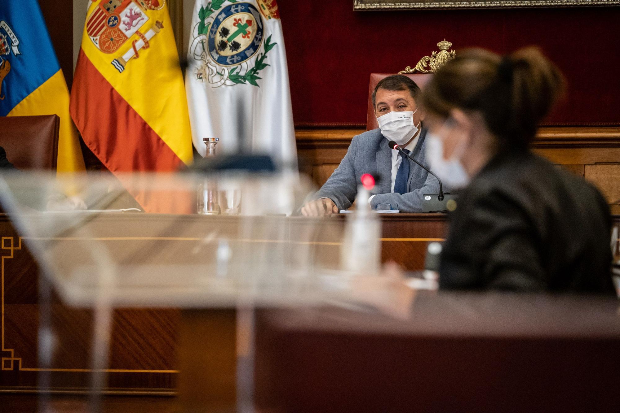 Santa Cruz suspende el pleno por Covid-19