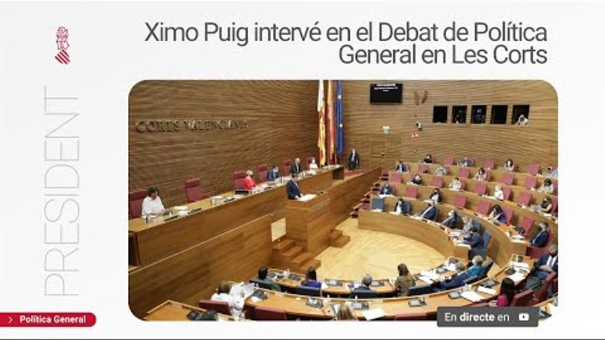 DIRECTO | Debate de Política General