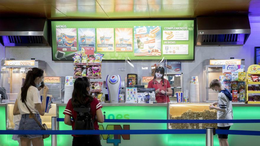 PELÍCULAS | MN4 regala entradas de cine a los visitantes que coman en sus restaurantes