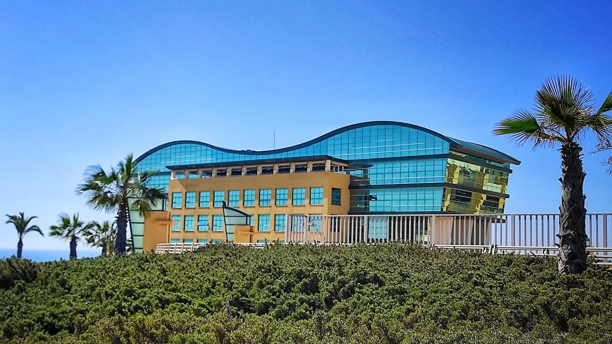 Una de las sedes del Distrito Digital en Alicante.