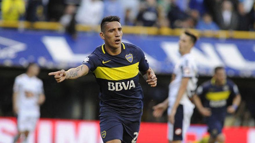 Boca Juniors enreda con Centurión y  el Málaga le espera la próxima semana