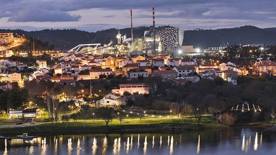 La segunda papelera de Portugal diseñará la biofábrica de fibras textiles de Galicia