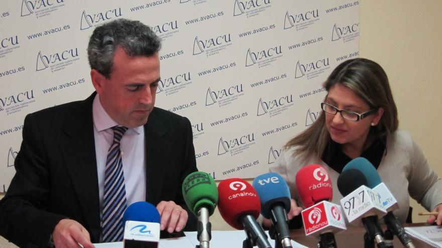 Fernando Móner, reelegido presidente de Avacu
