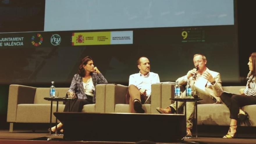 Alcoy presenta su modelo al comité de la Red Española de Ciudades Inteligentes