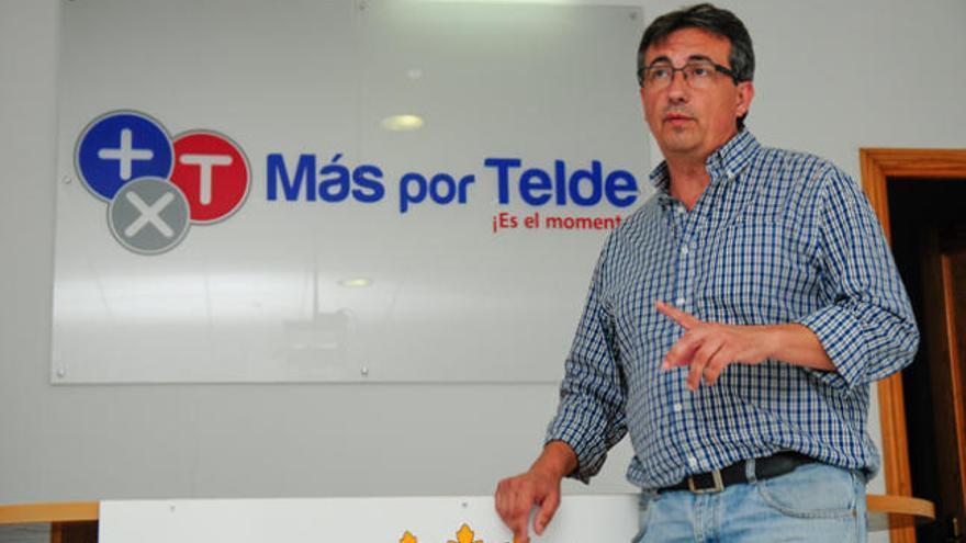 Artiles lidera la nueva ejecutiva de Más por Telde