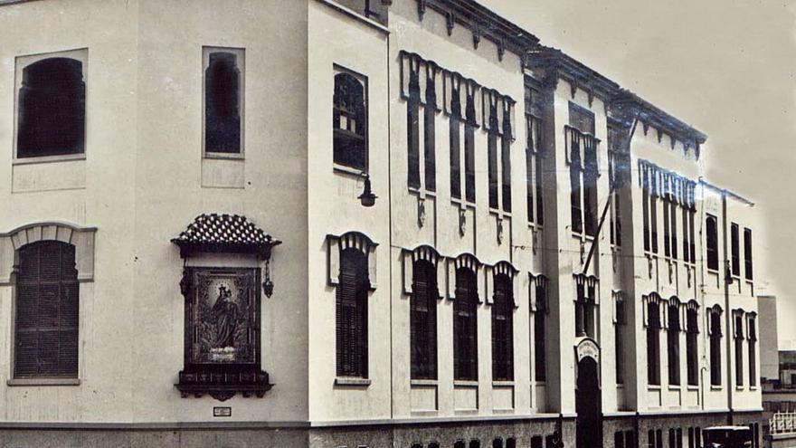 El asilo Victoria–Los Salesianos