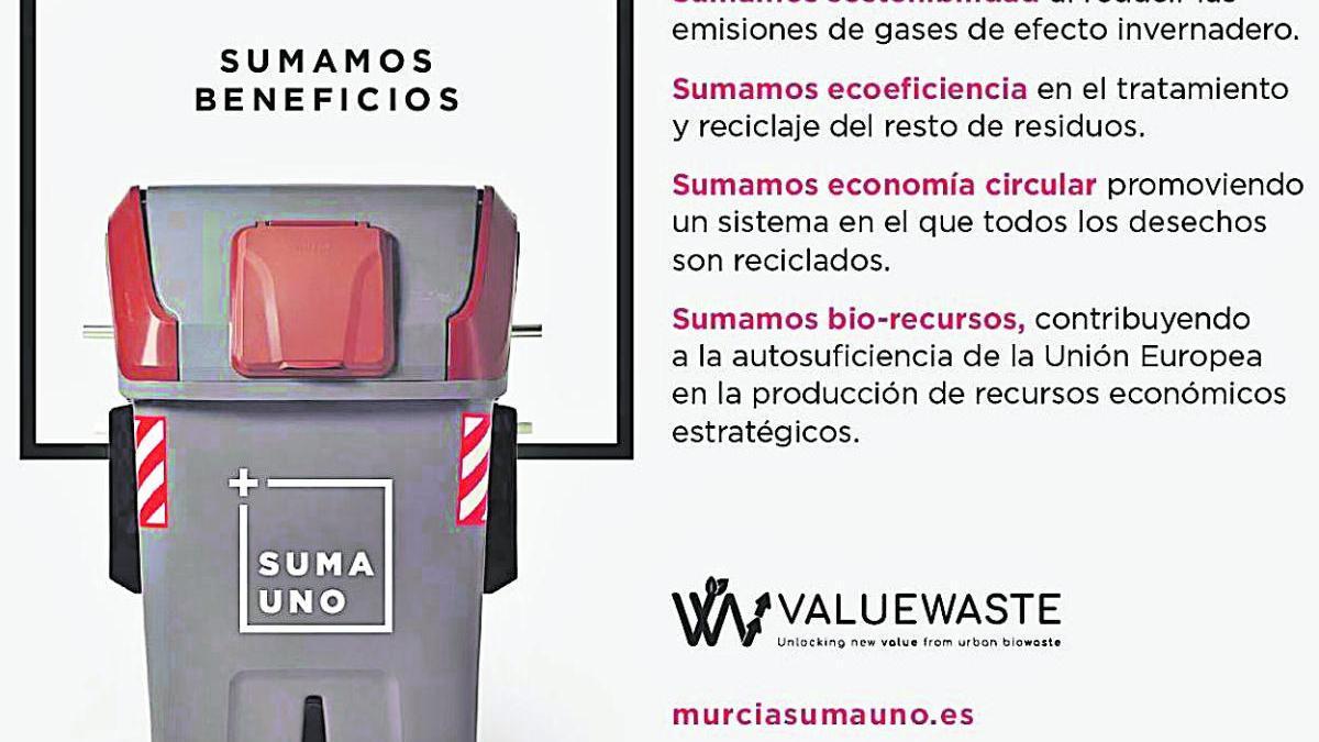 Contenedor marrón: Un nuevo color para el reciclaje