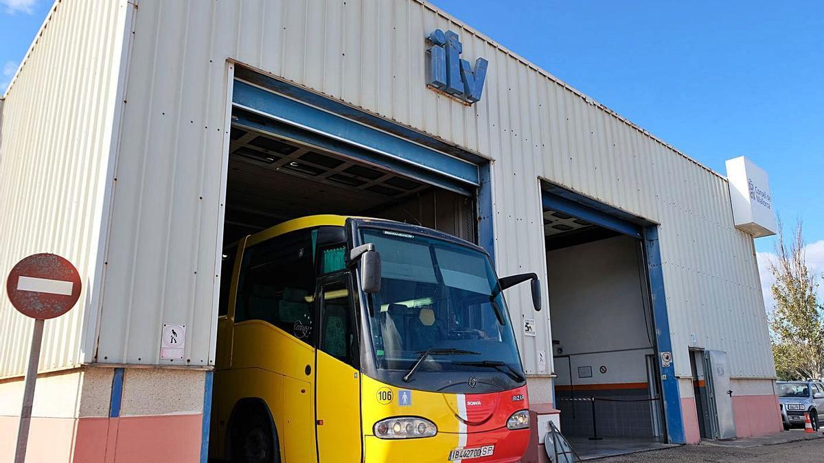 La de Calvià será la quinta estación de la ITV en Mallorca.