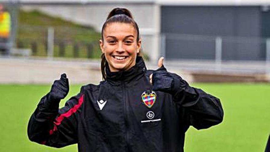 La murciana Silvia Lloris renueva su contrato con el Levante