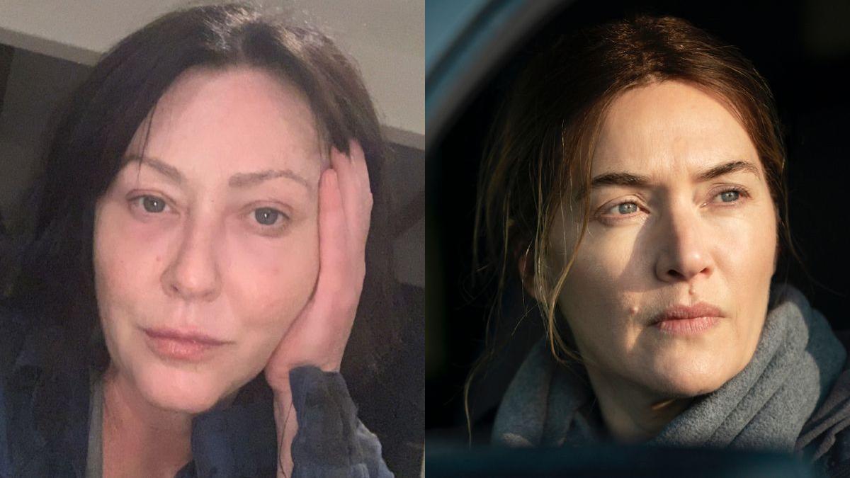 """Shannen Doherty hace un Kate Winslet: """"Ya saben, sin relleno ni botox"""""""
