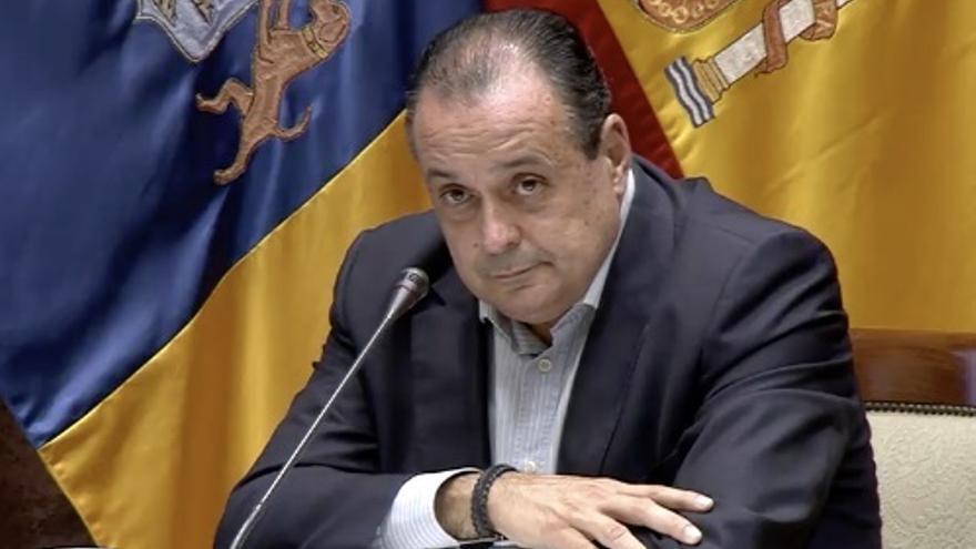 """Trujillo destaca el cambio """"verdaderamente importante"""" del Hospital de Fuerteventura"""