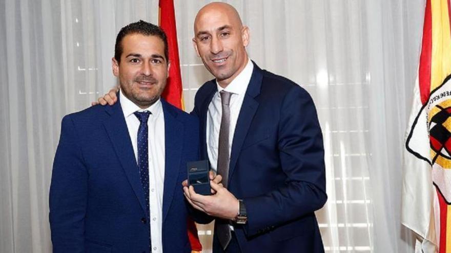 El cordobés Pablo Lozano apunta a la presidencia nacional del fútbol sala