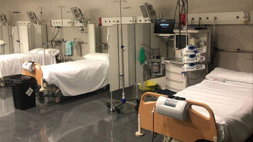 L'hospital d'Olot informa d'un mort per coronavirus i la xifra de defuncions s'eleva a 34
