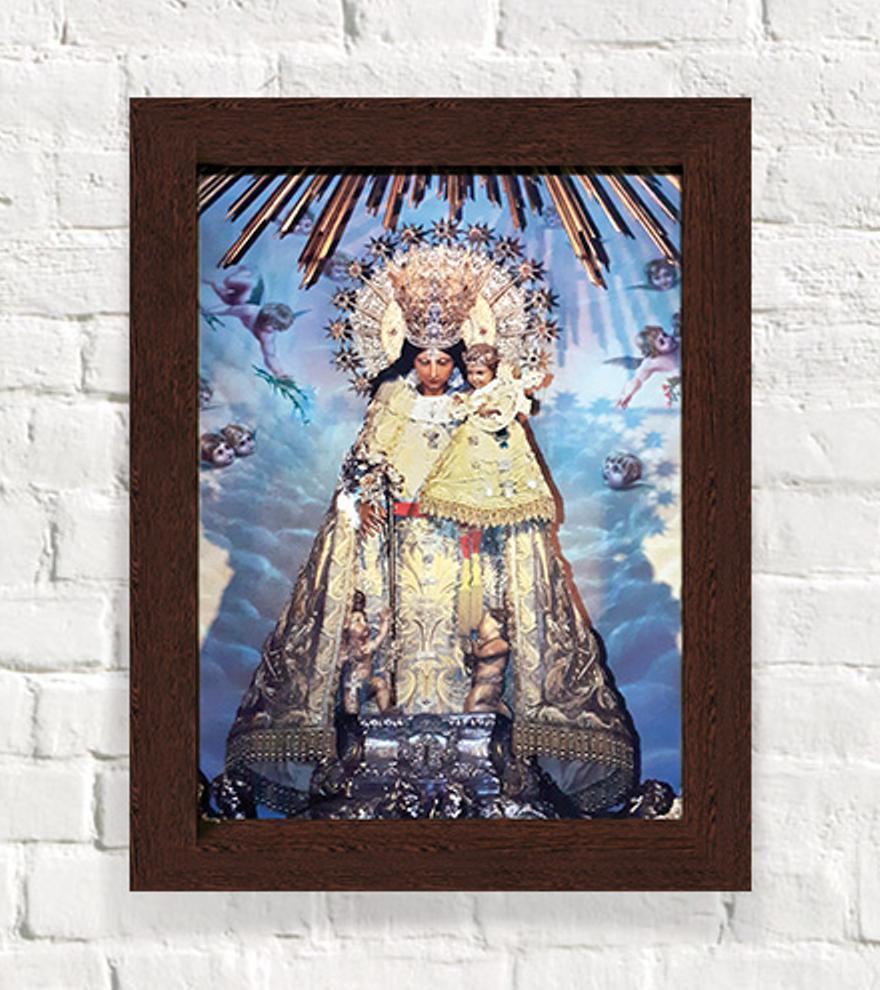 Este año festeja la Virgen de los Desamparados con un lienzo decorativo para tu hogar