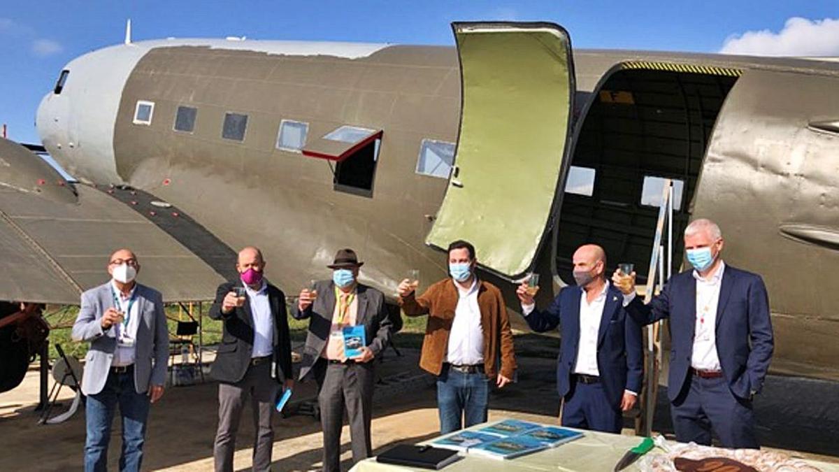 El aeródromo de Son Bonet   cumple 100 años de historia.