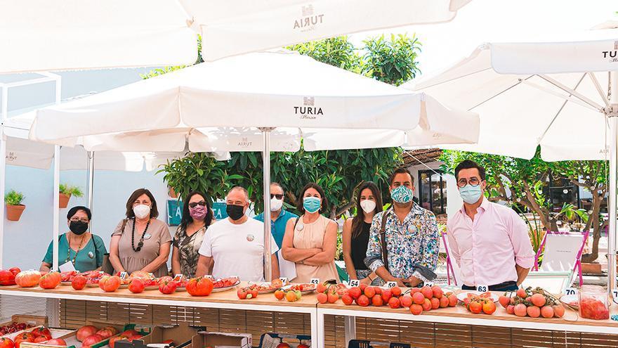 Toni Santacreu, de Benissa, cultiva el mejor tomate de la Marina
