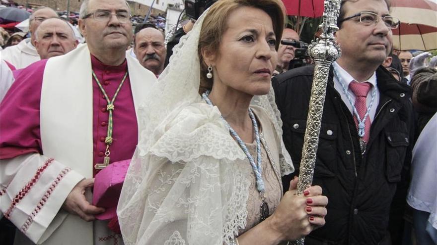 Elena Nevado, pregonera de la Virgen de la Montaña