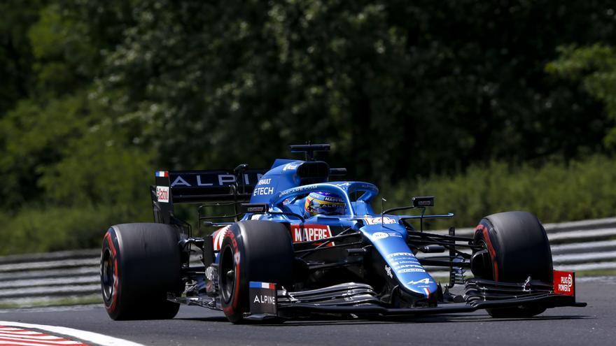 Así queda la parrilla de salida de F1 para el GP de Hungría