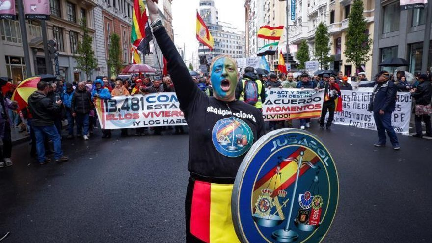 Jupol arrasa en las elecciones policiales y arrebata la hegemonía al SUP