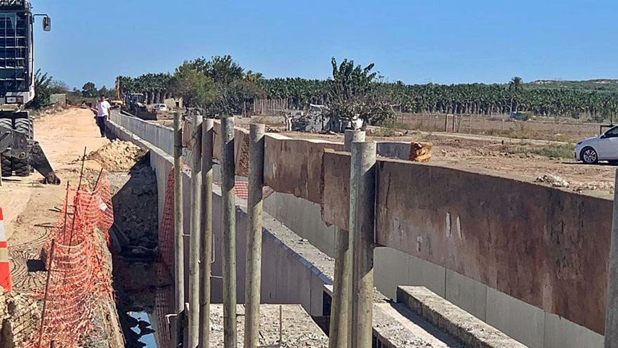 Agricultura recupera el trazado secular de los azarbes de riego para evitar las inundaciones