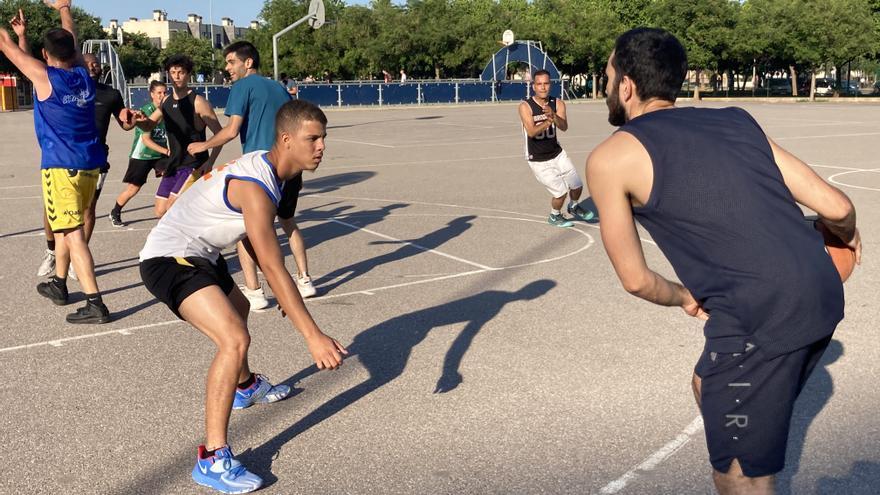 El Street Basket, un deporte inclusivo en Castellón